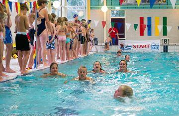 Zwem4daagse @ ZPC De Granaet